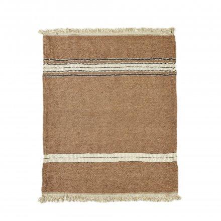The Belgian Towel Fouta Bruges stripe 110x180cm