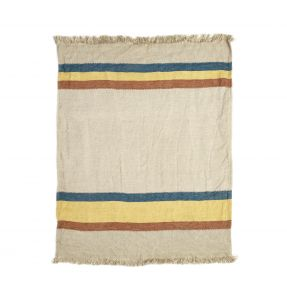 The Belgian Towel Fouta Mercurio Stripe 110x180cm