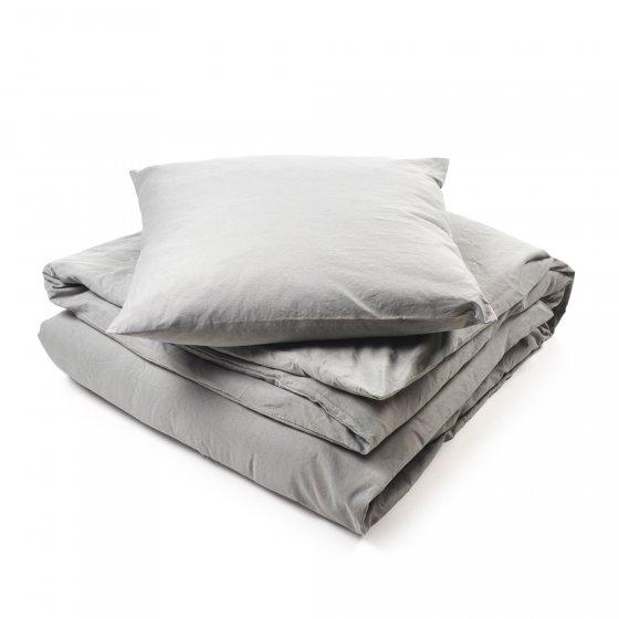 California Dekbed + pillow King set Ash