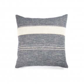 North Sea Stripe Pillow Cover
