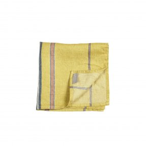 The Patio Stripe Serviette