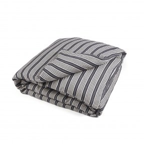 The Tack Stripe Housse de couette