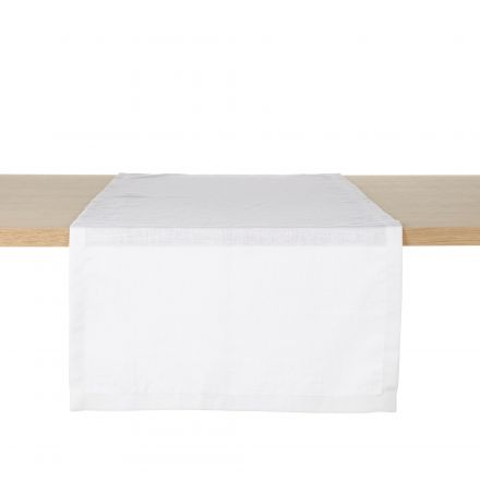 Polylin Washed Chemin de table