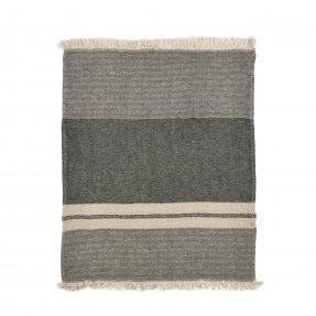 "The Belgian Towel Fouta Tack stripe 43x71"""