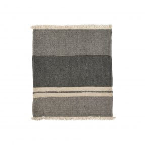 The Belgian Towel Fouta Tack stripe 110x180cm