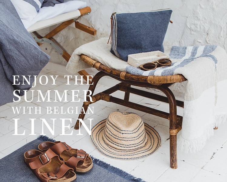 Libeco Home Online Shop - Authentic Belgian Linen since 1858